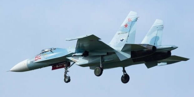 SU-27 / vonsolovey.livejournal.com