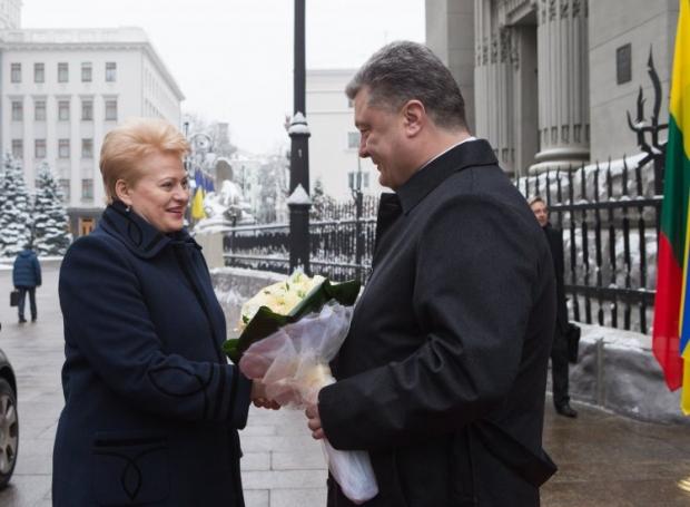 Президент Литви