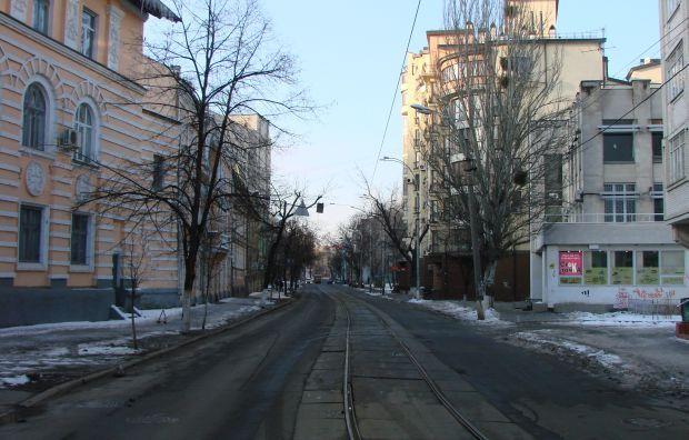 Улица Фрунзе стала Кирилловской