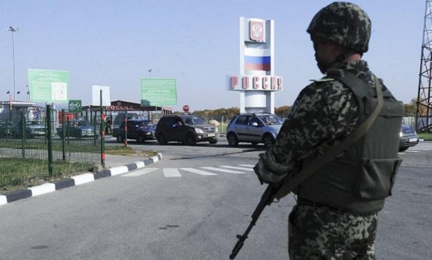 В МВД РФ заявляют, что Украину покинули сотни тысяч человек / УНИАН