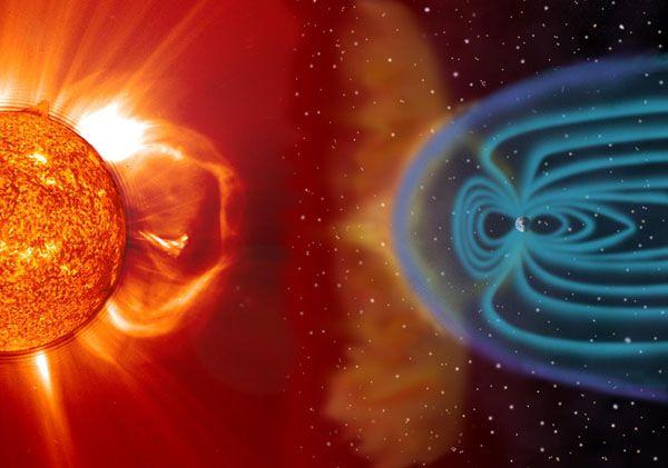 Когда Землю накроет магнитная буря / фото atn.ua