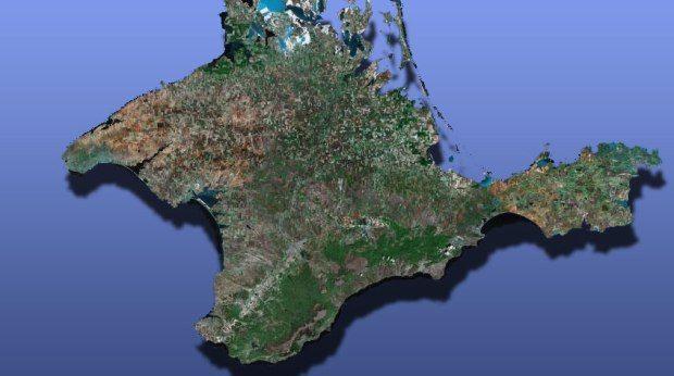Оккупированный Крым попал в технологическое окружение / ru.tsn.ua