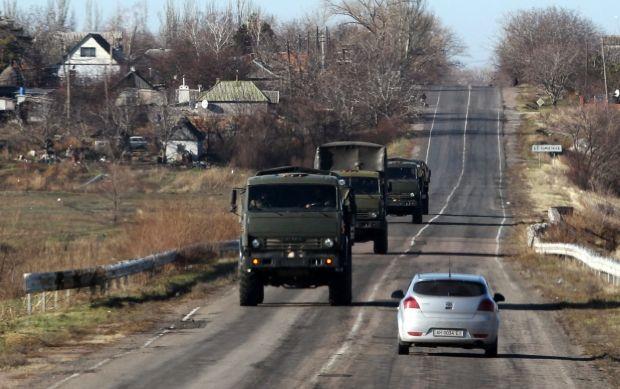 безымянное боевики техника / Reuters