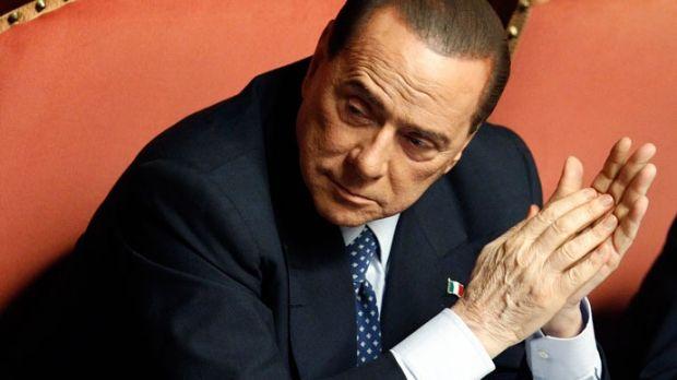Сильвио Берлускони / REUTERS