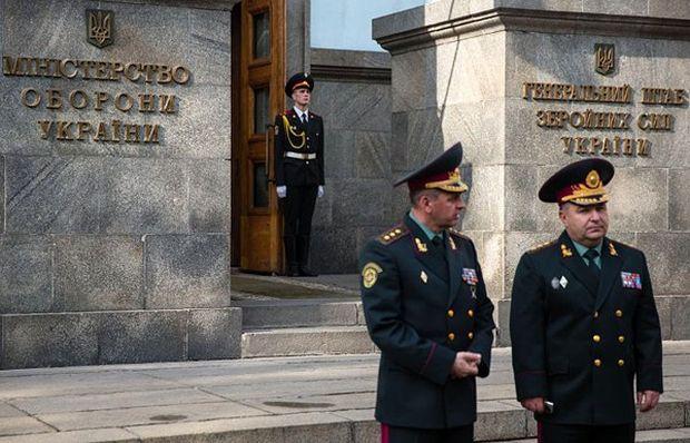 Верховная Рада разрешила Минобороны напрямую закупать товары военного назначения/ фото УНИАН