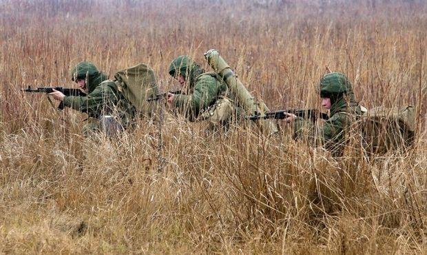 Иллюстративное изображение: российские военные / минобороны.рф