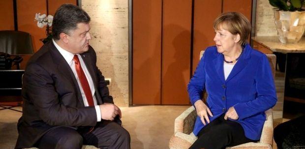 Photo from Twitter account of President Petro Poroshenko
