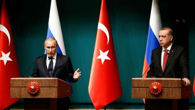 Эрдоган испытывает терпение Путина / REUTERS