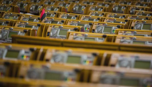 Перед голосуванням депутатам роздадуть текст поправок від комітету / фото УНІАН