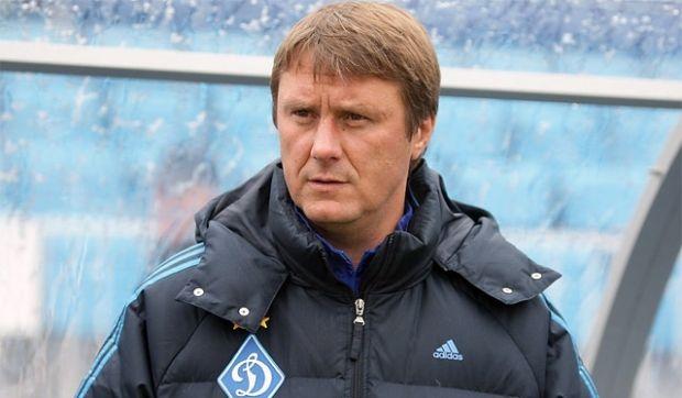 Александр Хацкевич провел 150-й матч в чемпионате Украины / prosport.tsn.ua