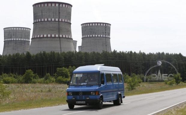 На Рівненській АЕС проведено технічний візит та інспекцію Міжнародного агентства з атомної енергії (МАГАТЕ) / Фото УНІАН
