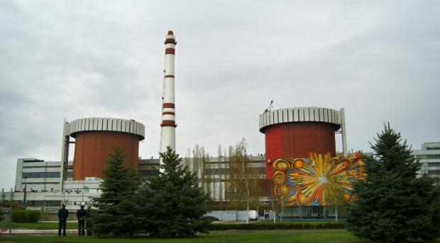 ЮУАЭС отключила от сети третий энергоблок / фото УНИАН