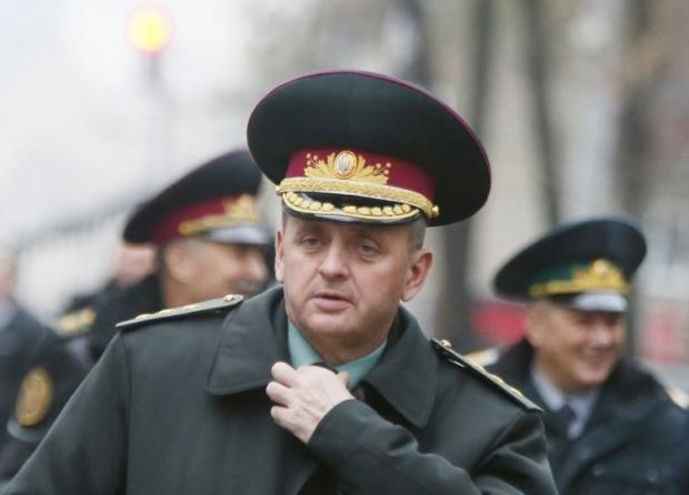 В Міноборони спростовують загибель Муженка / Фото УНИАН