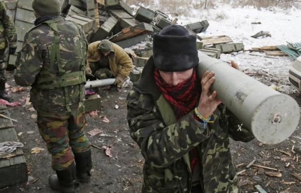 В зоні АТО за добу закинули двоє українських бійців / Фото УНІАН