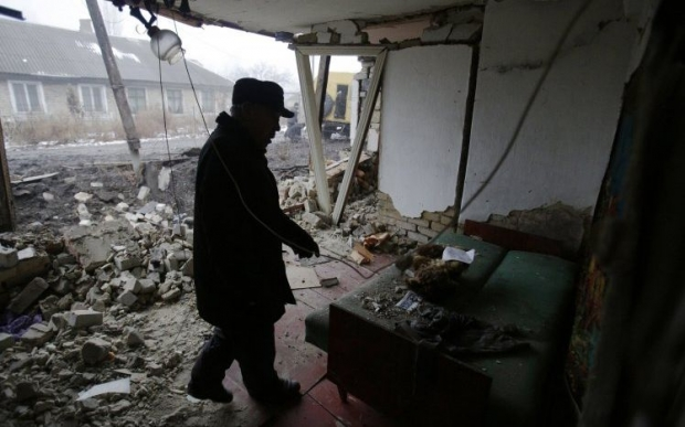 55% жителей Донецкой и Луганской областей не считают