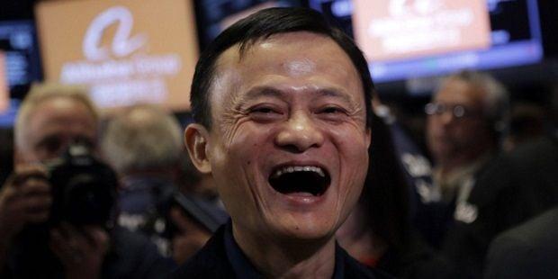 Основатель Alibaba Джек Ма / temnila.com