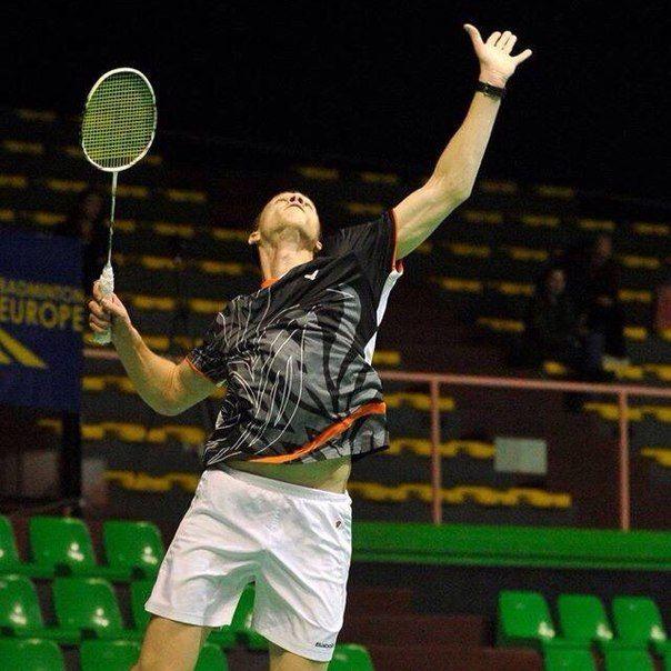 Артем Почтарев остановился в шаге от финала в Риме / badmintonkharkiv.org.ua