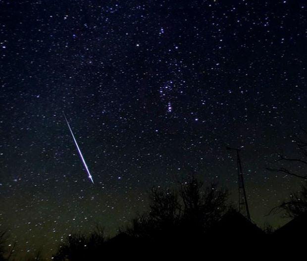 Метеорный поток можно увидеть с 28 декабря по 7 января / skyandtelescope
