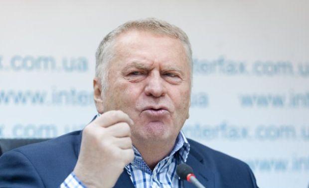 Жириновский опозорился очередным абсурдным заявлением в адрес Украины / Фото УНИАН