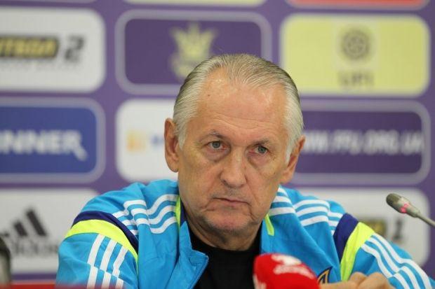 Фоменко рассчитывает на Ярмоленко и Степаненко / УНИАН