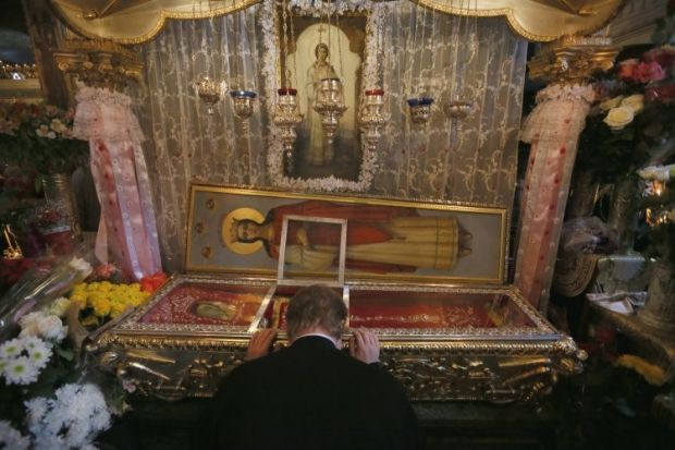 Владимирский собор. 17 декабря 2014 г. Фото УНИАН.