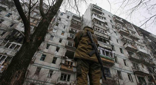 Ситуация на Донбассе / фото REUTERS