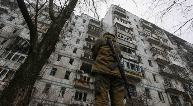 Ukraine records eight ceasefire violations in Donbas on March 25 / REUTERS
