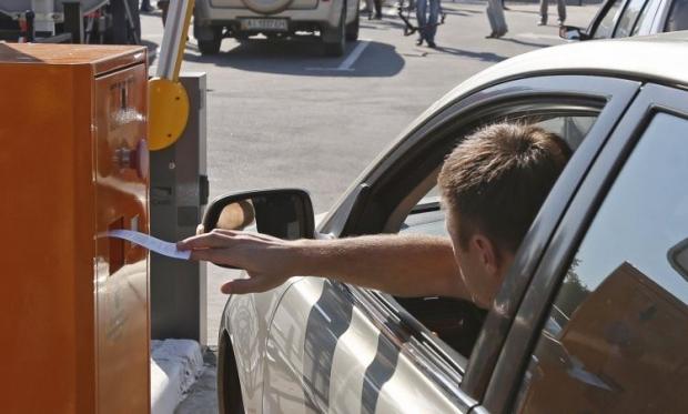 У Києві автоматизують парковки / Фото УНІАН