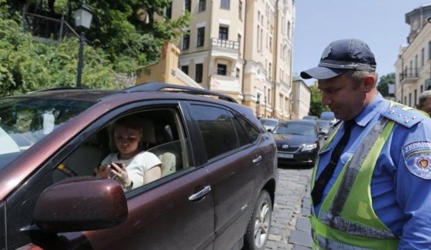 Киев ищет инспекторов с парковки / фото УНИАН