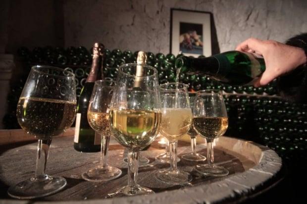 шампанское / Фото: УНИАН