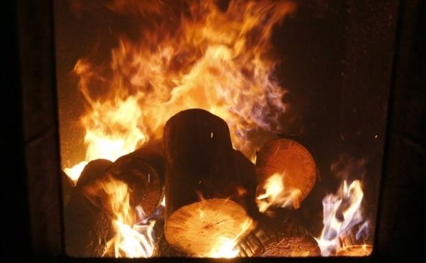 """""""Залесье"""" перешло на отопление дровами"""