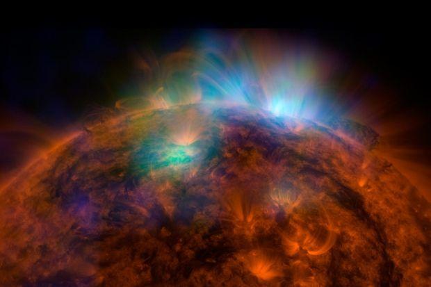 Ученые NASAобъявили, что Проксима b все же может оказаться пригодной для жизни \ JPL-CALTECH/GSFC/NASA