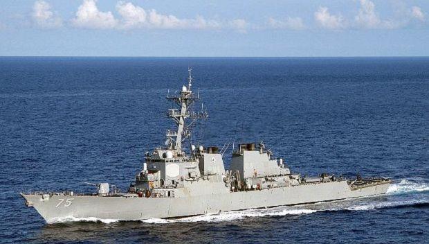 Эсминец USS Donald Cook отправился в восточное Средиземноморье / navy.mil