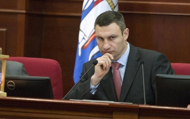 Кличко отменил решение Киевсовета о лишении льгот УПЦ МП /Фото УНИАН