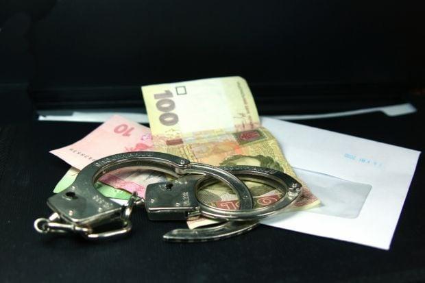 Chief of Chernihiv military hospital arrested for bribery / 1i.com.ua