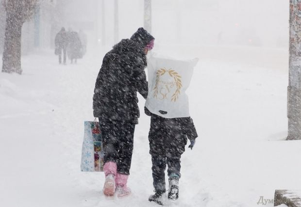 В западных областях будет до -15 градусов мороза / Фото: Думская