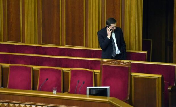 Парубий рекомендовал внефракционному нардеп позвать коллег на работу \ Фото УНИАН