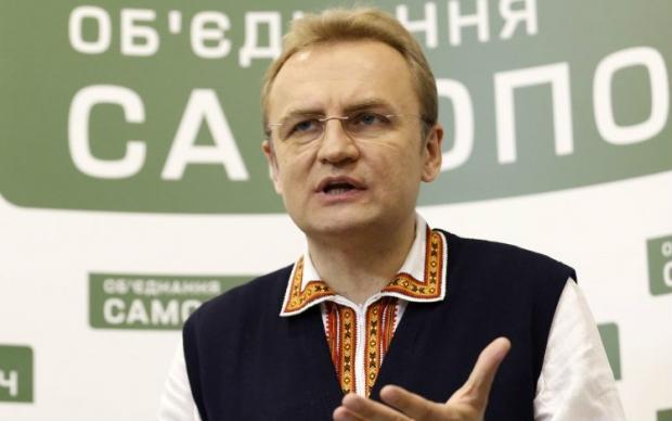 Андрей Садовый будет бороться за президентское кресло / Фото УНИАН