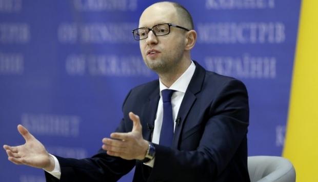 Ин6тервью Яценюка появилось в полной версии / Фото УНИАН