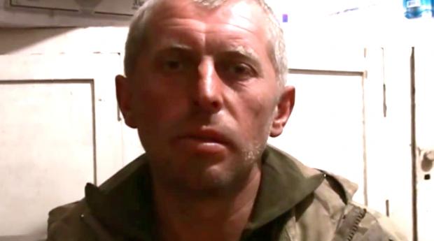 старшого сержанта 24-ї яворівської бригади Валерія Холонівця