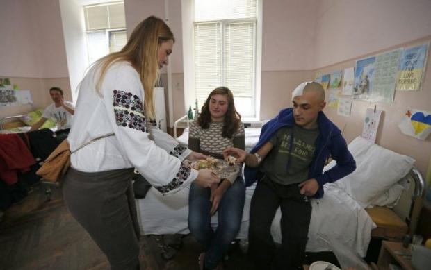 5 декабря - Международный день волонтеров / фото УНИАН