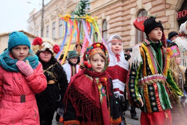 14 января Украина празднует Старый Новый год / фото podrobnosti.ua