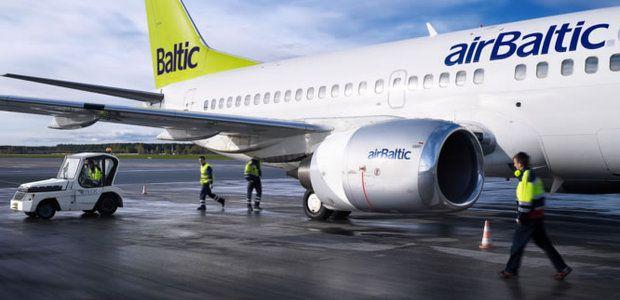 Латвийская AirBaltic признана самым пунктуальным авиаперевозчиком в мире / www.tripsta.ru