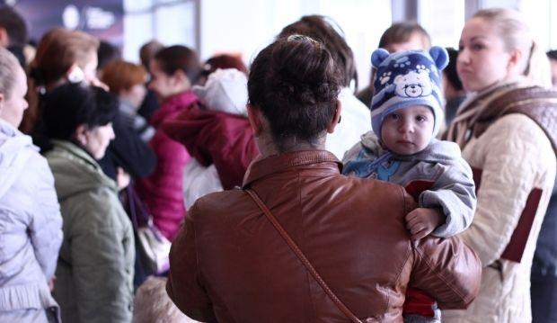 дети Гуманитарный штаб / Фото: Пресс-служба Фонда Рината Ахметова