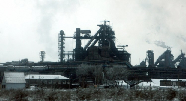 Militants are taking equipment with Alchevsk iron and steel factory / Photo from UNIAN