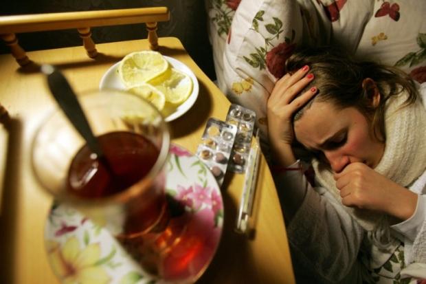 Рівень захворюваності на грип в області перевищує епідпоріг / Фото: УНІАН