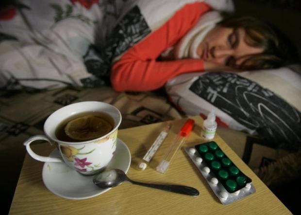 В столице наблюдается рост заболеваемости гриппом и ОРВИ /фото УНИАН
