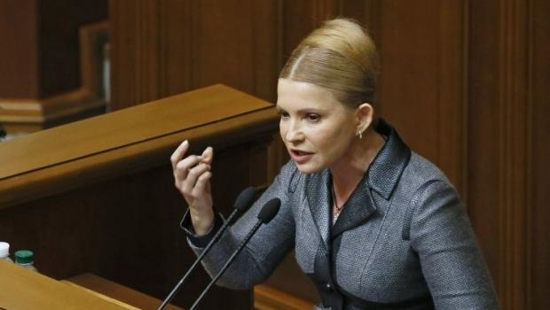 НАЗК перевірить достовірність електронних декларацій Тимошенко / Фото УНІАН