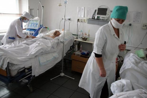 На Львовщине госпитализировали мужчину / фото УНИАН