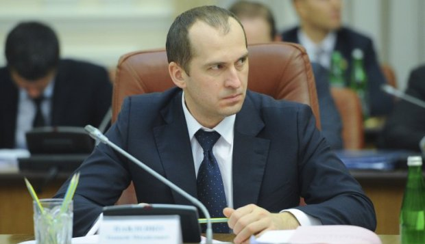 Oleksiy Pavlenko during a meeting of the Cabinet / Photo from UNIAN